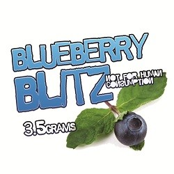 3.5g Blueberry Blitz Herbal Blend