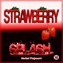 2 x 3g (6g) Strawberry Splash
