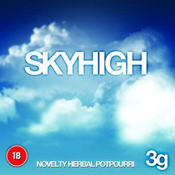 3g Pack of SKYHIGH Herbal Blend
